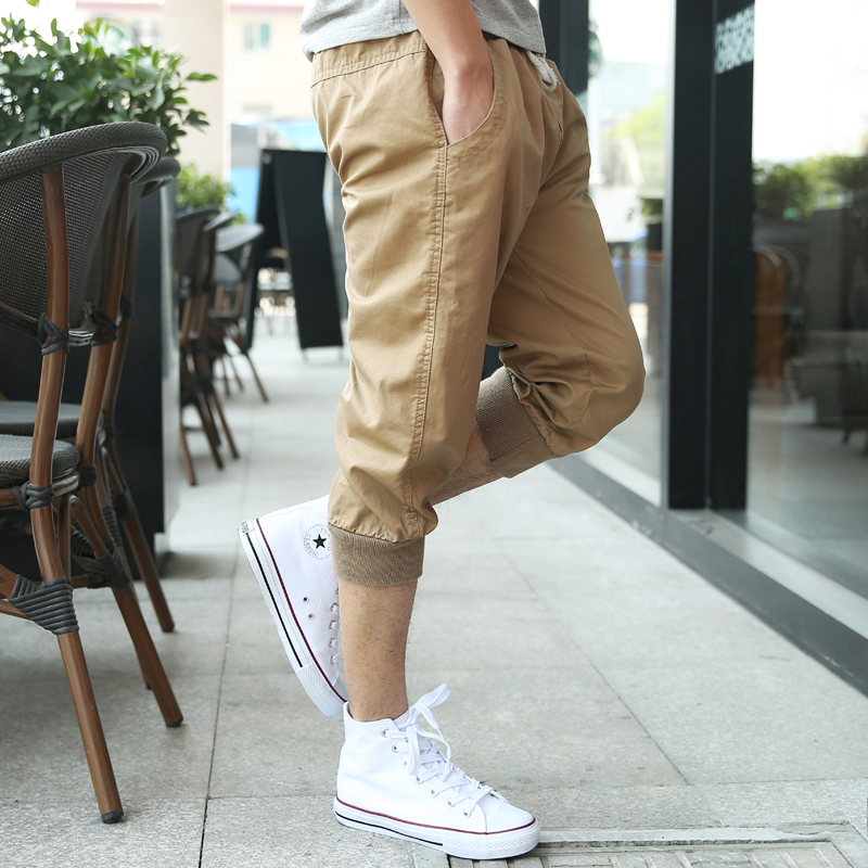 7 points for men's casual shorts