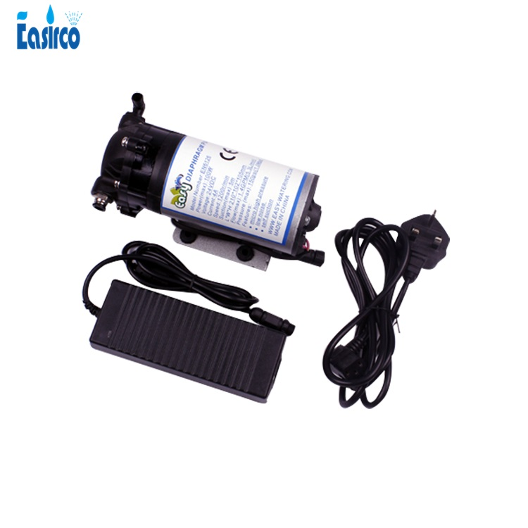 DC Membraanpomp. 100W 24V Water pump.150PSI. 5.3L/MIN.-in Tuinsproeiers van Huis & Tuin op  Groep 1
