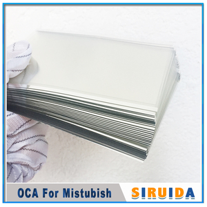Image 1 - For Samsung M10 M20 M30 A10 A20 A30 A50 A40 A70 A90 2019 OCA Glue Optical Clear Adhesive Film/ Laminating LCD Screen Outer Lens