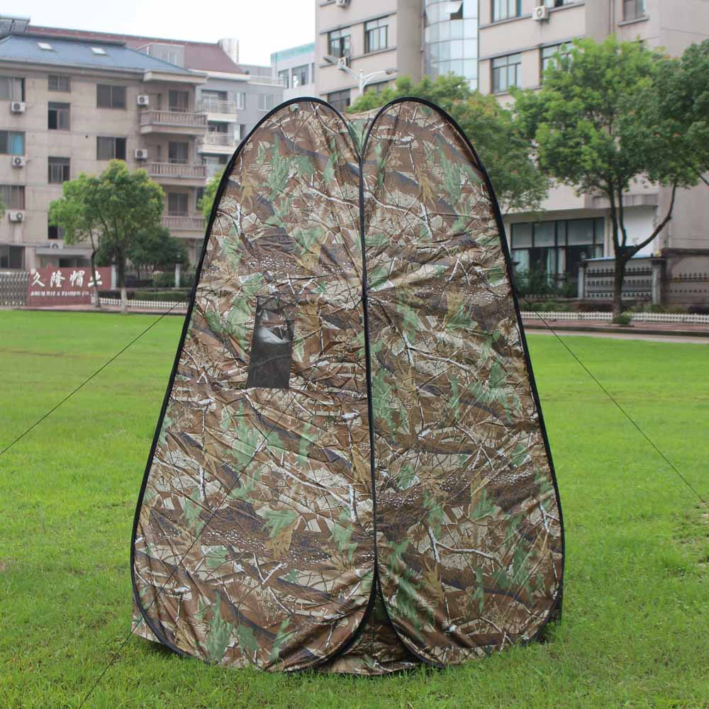 Portable Shelter Camping Shower Toilet Tent Outdoor ...