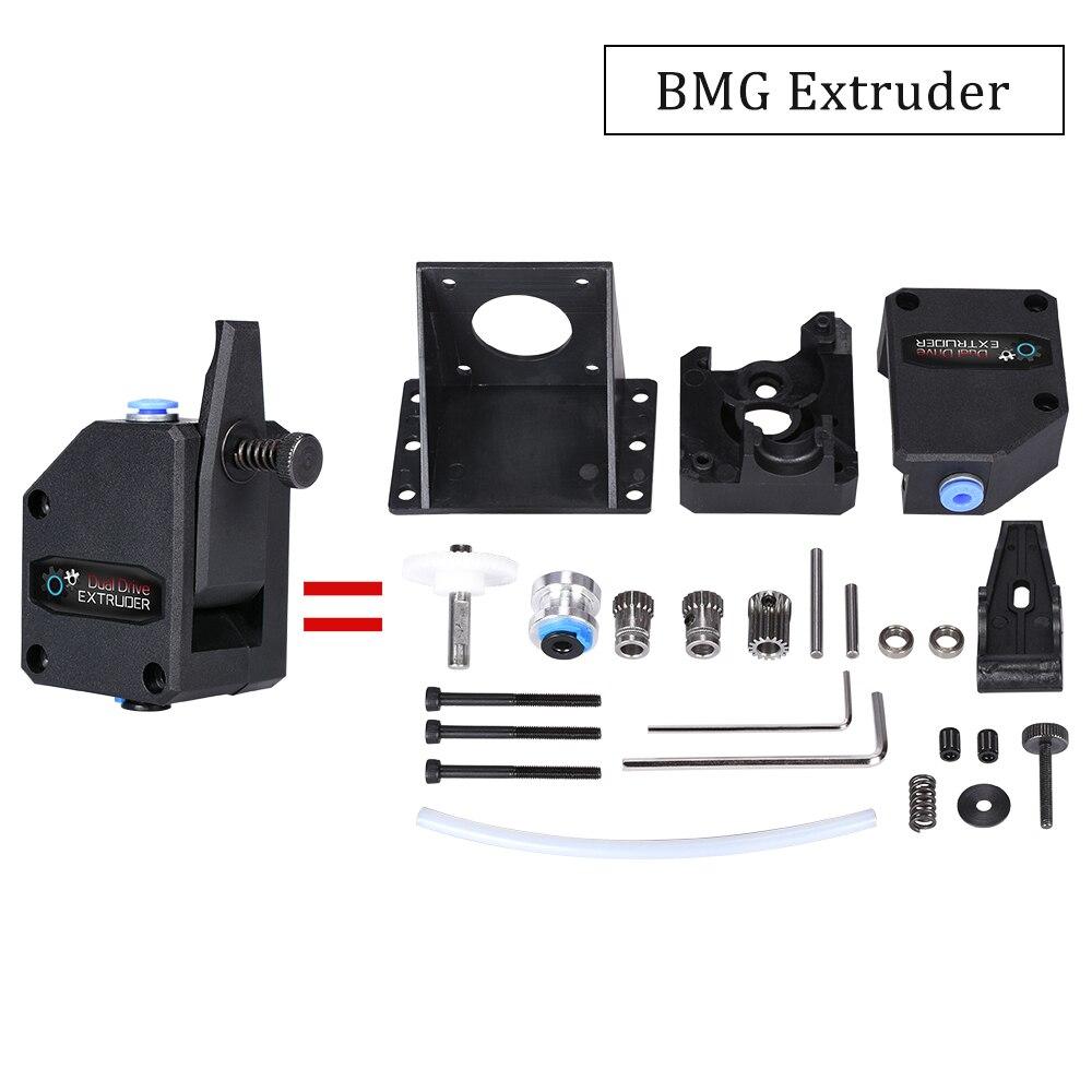 3D Drucker Teile BMG Extruder Klon Dual Stick Extruder upgrade Bowden extruder 1,75mm filament für 3d drucker CR10