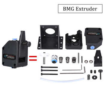 3D Printer Parts BMG Extruder Clone Dual Drive Extruder upgrade Bowden extruder 1.75mm filament for 3d printer CR10 - DISCOUNT ITEM  8% OFF All Category