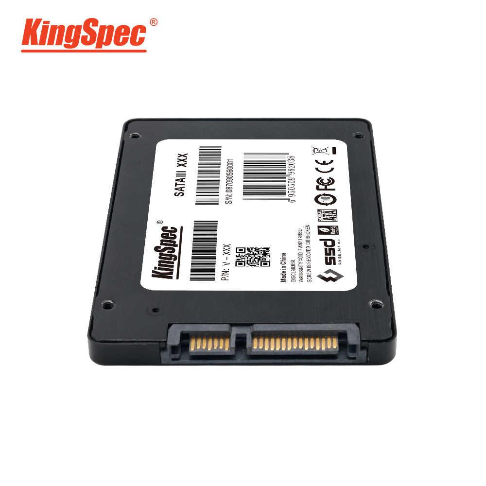 """KingSpec SATA3 SSD, 60 Гб, 90 ГБ, 240 ГБ, 360 гб, Внутренний твердотельный накопитель, 2,5 """"SSD, жесткий диск для ноутбука, настольный компьютер"""