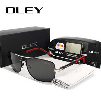OLEY Brand Men's Polarized Sunglasses women Sun Glasses Driving Goggles Oculos Support logo customization Y8724 - DISCOUNT ITEM  79% OFF All Category