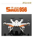 F16440/F16439 FQ777 956 / 956C (with HD Camera RTF) 2.4G 4CH Drone Headless Mode RC Quadcopter with LED Light