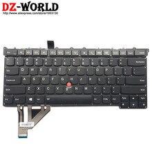 New Original US English Backlit Keyboard for Lenovo Thinkpad X1 Carbon 3rd Gen 20BS 20BT Backlight