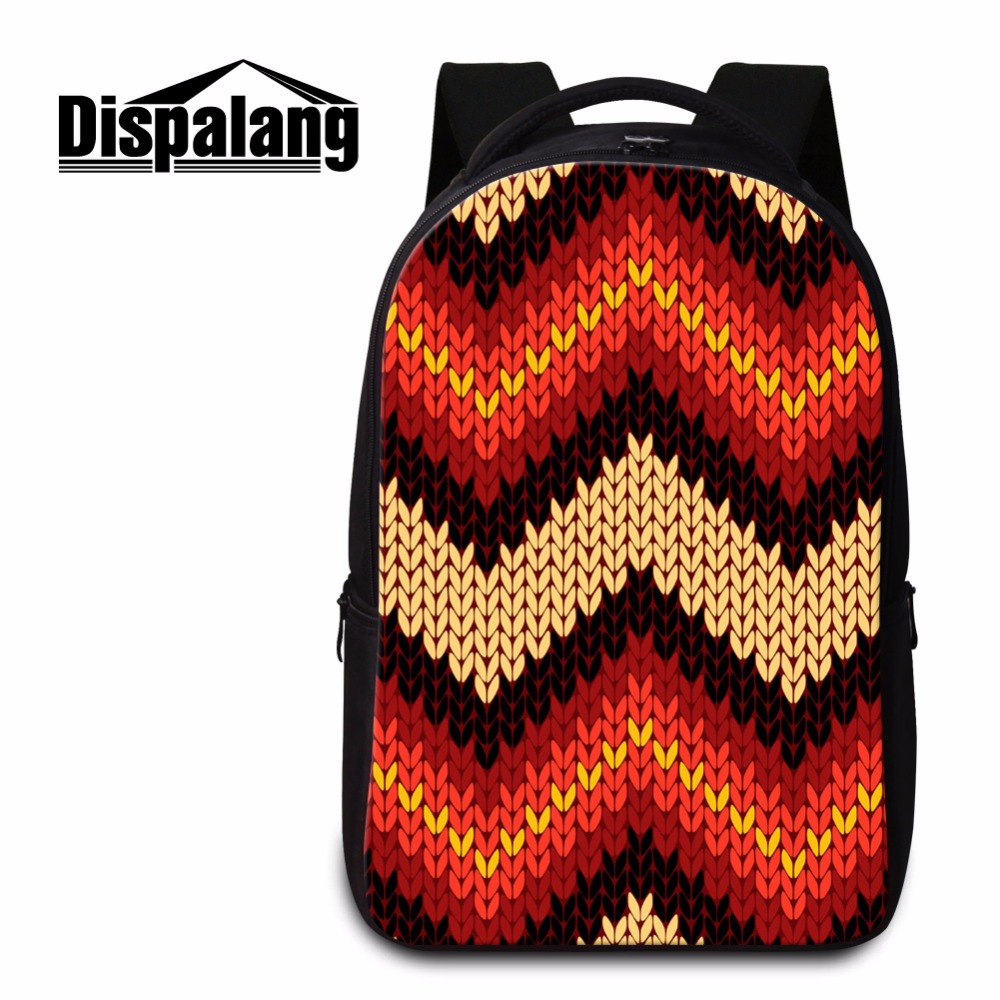 ФОТО Dispalang Strips School Backpack for College Girls Travel Back Pack for Laptop Fashion Bookbags for teenagers Flower Patterns