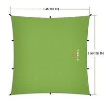 Hisea Hammock Rain/Fly Tent/Tarp Shelter