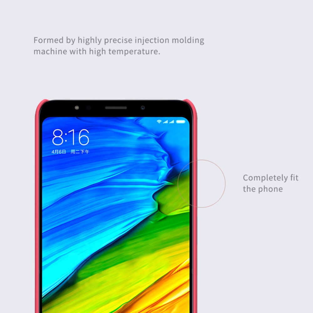 Xiaomi redmi- ի համար 5 դեպքում xiaomi redmi 4 Cover - Բջջային հեռախոսի պարագաներ և պահեստամասեր - Լուսանկար 3