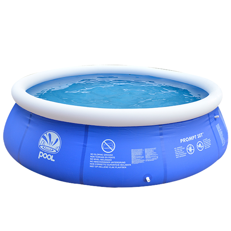 Buy new ground inflatable swimming pool - Easy set inflatable swimming pool ...