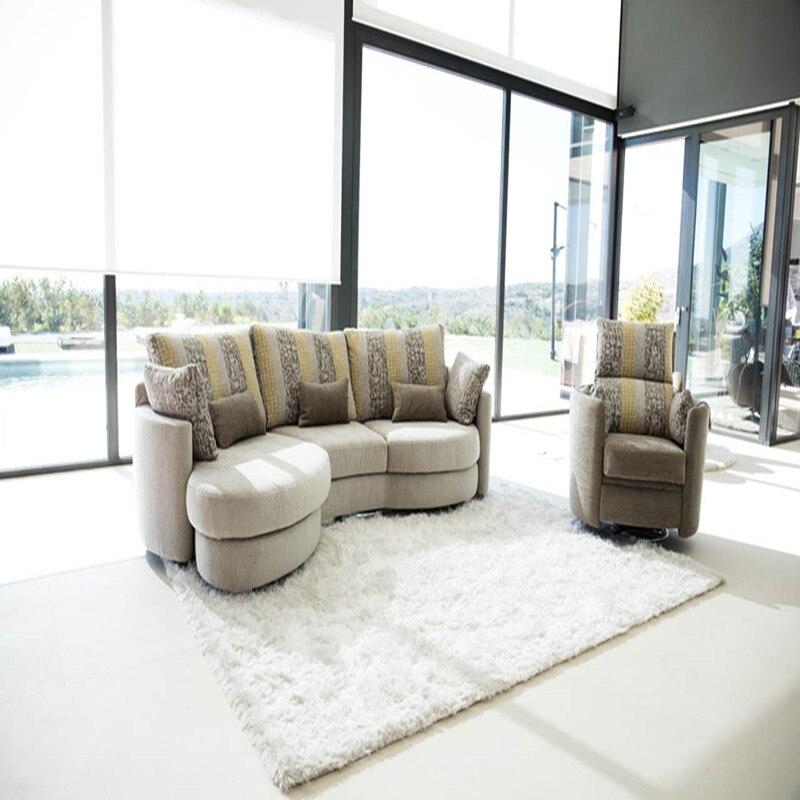 Neue Sofa Stoff Sofas Ecke Wohnzimmer Sets Fr Apartment Hotel Anpassbare Mbel