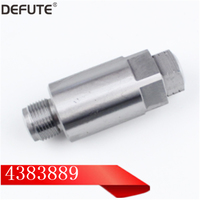 free shipping 4383889 4307385 5406058 common rail fuel pressure relief valve limiter for Cummins Dongfeng valve 4383889