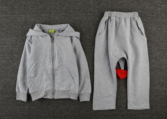 Kids Full Hooded Wing Tracksuits
