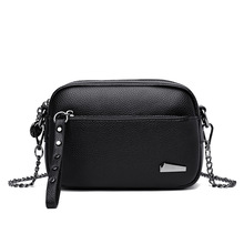2019 New Luxury Brand Bags Handbags Women Famous Brands Chain Crossbody Bags for Women Leather Handbags Female Shoulder Bag