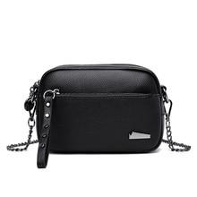 2019 New Luxury Brand Bags Handbags Women Famous Brands Chain Crossbody Bags for Women Leather Handbags Female Shoulder Bag все цены
