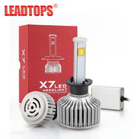 H1 Car Headlight Bulbs LED H11 H7 Conversion Kit CSP Super White Automobile For Audi A4