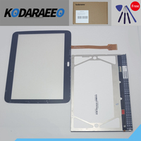 Kodaraeeo Touch Screen Digitizer With LCD Display Repair Part For Samsung GALAXY Tab 2 GT P5100
