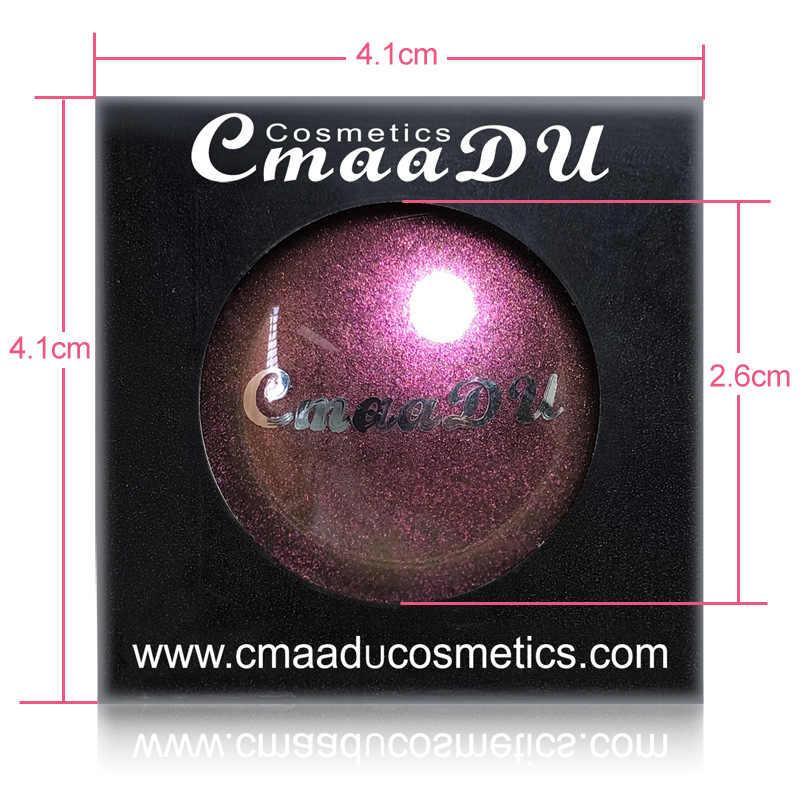 カメレオン防水グリッターアイシャドウパレットアイメイクシマーアイシャドウのヌードマットアイシャドウパレット化粧品