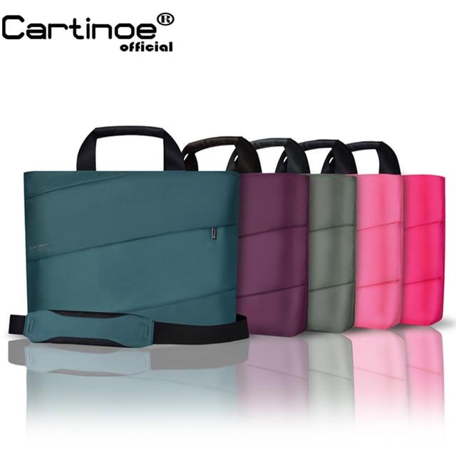 Fashion Waterproof Laptop Bag 14 15 inch Notebook Shoulder Messenger Bag  Women Computer Sleeve for Macbook Pro 15 Retina Case 6dccf069e99e3