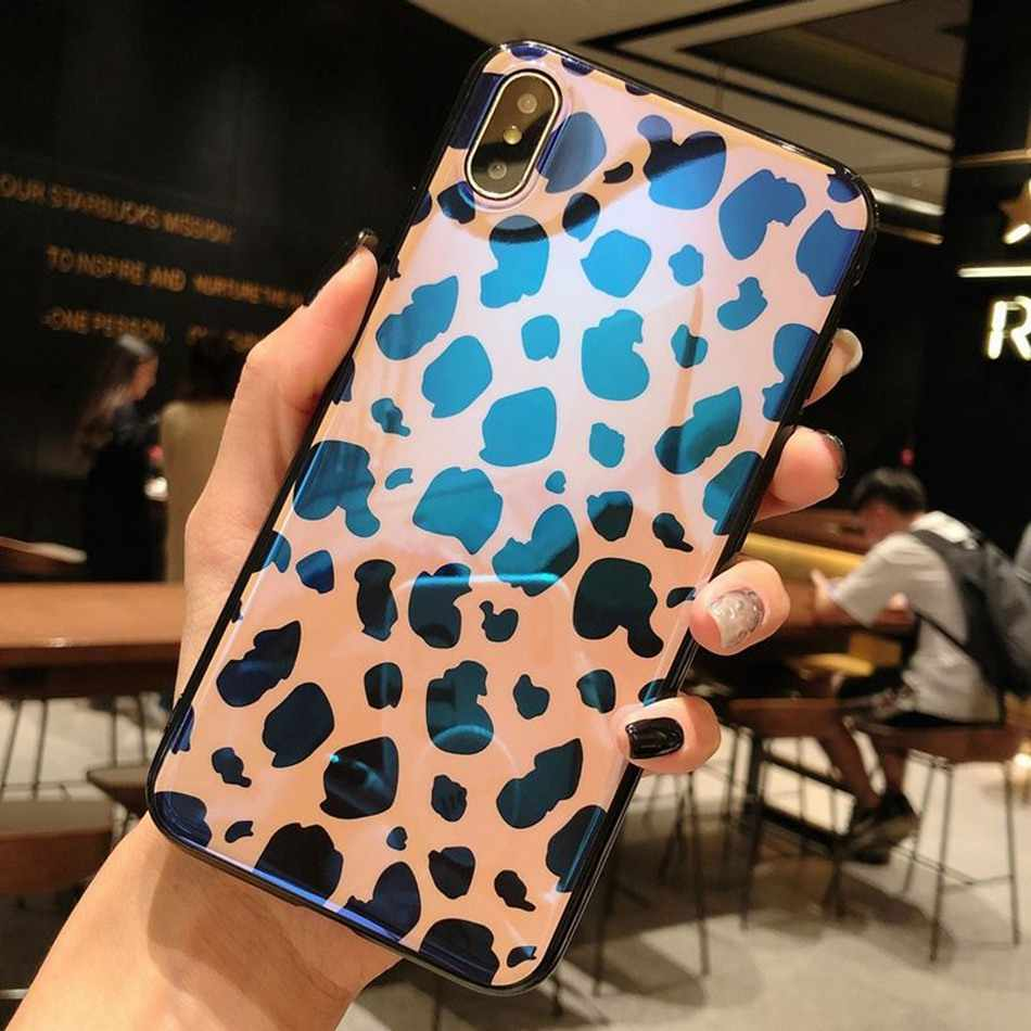 Luxe Luipaard Print Case Voor Huawei P20 Pro P10 Plus Nova 3i 3 2 s Fashion Blu-Ray Cover Voor Huawei p20 Lite/Nova 3e Soft Cases