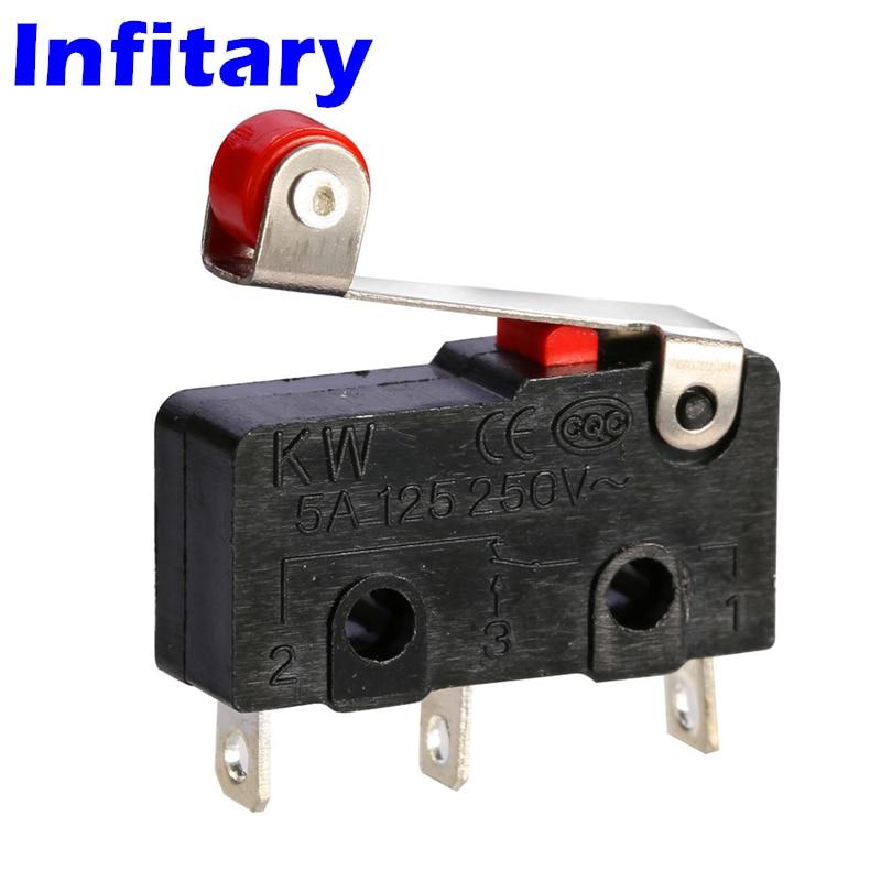 limit switch sensor cnc micro switch kw11 3z for 3d. Black Bedroom Furniture Sets. Home Design Ideas