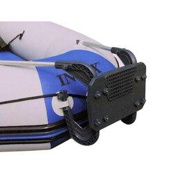 مضرب المحرك ل قارب صيد قابل للنفخ للمحرك داخل 3hp engin جهاز تثبيت المحرك عدة ل INTEX تشالنجر رحلة A09008