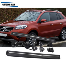Hot sale Flexible aluminium alloy side step running board Electric pedal for Koleos 2010-2016
