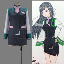 Valvrave the Liberator Season 2 Saki Rukino Cosplay Costume custom made