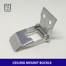 New Home Improvement Hardware Spring Lamp Holder Clip Embedded Concealed Bracket High Quality Good Durability