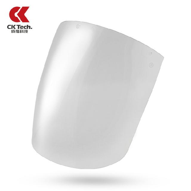 Dental transparente Careta Protectora Cara cara Máscara de Protección Contra Salpicaduras de Pantalla 3117 P