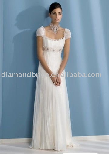 2011 Greek Style Wedding Dress Evening Dress Wholesale And