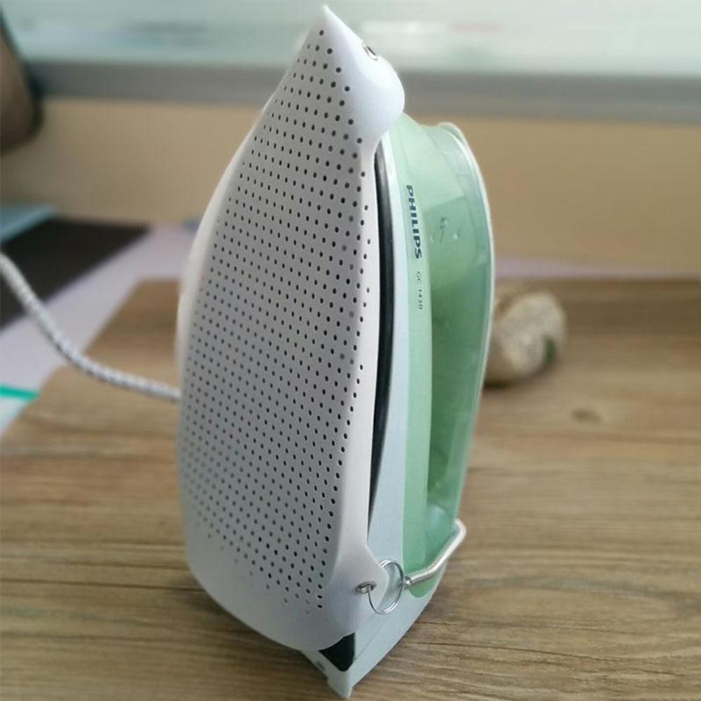 Protection de fer de téflon de fer électrique de ménage d'adolla