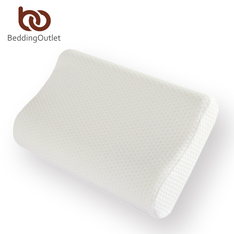 beddingoutlet air layer bamboo pillow qualified decorative pillows memory foam soft latex 3. Black Bedroom Furniture Sets. Home Design Ideas
