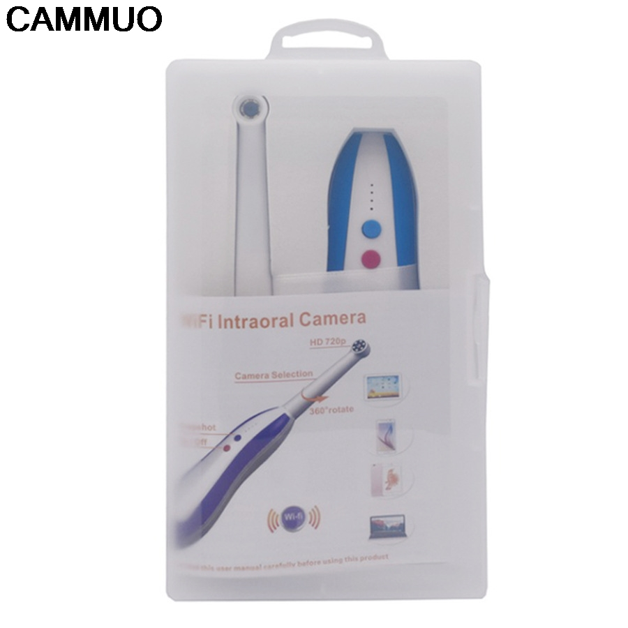 Wireless Wifi Intraoral Camera Endoscope Borescope Oral Dental USB Led Light Camera Teeth Photo Shoot Dentist Intra Oral Camera good quality oral dental intraoral camera 6 led light usb interface camera endoscope teeth photo shoot dentist intra oral camera
