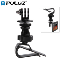 PULUZ 360 Degree Rotation Holder for Automobile Data Recorder GoPro Hero 4 / 3+ 3 2 1, SJCAM SJ6000 SJ5000 SJ4000