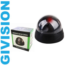 wireless mini Fake Dummy cctv Surveillance Security dome Camera with Flashing IR LED Outdoor Indoor dummy Simulated kamera
