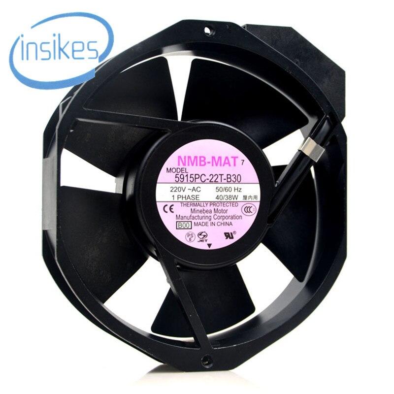 Original 5915PC-23T-B30 17238 172*150*38mm AC 230VAC 35W Computer Cooling Blower Fan