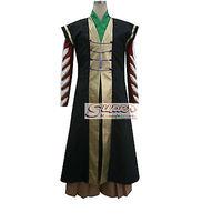 DJ DESIGN Harukanaru Toki no Naka de Oni Uniform COS Clothing Cosplay Costume