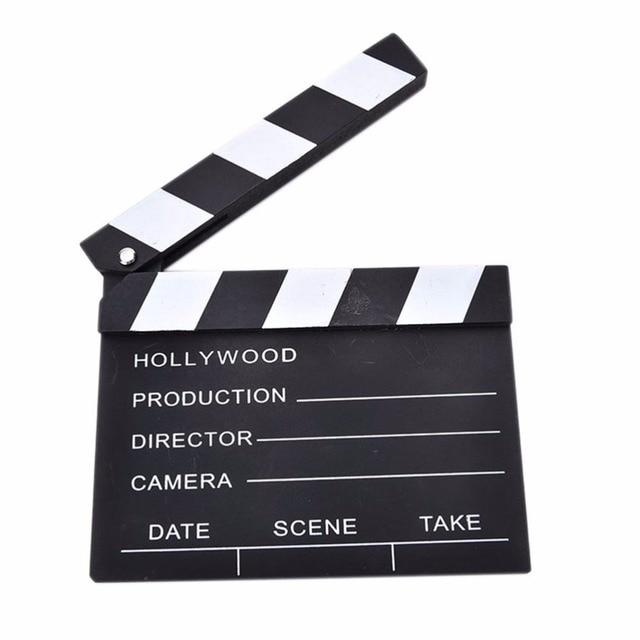 Classical Director Video Clapper Board Scene Clapperboard