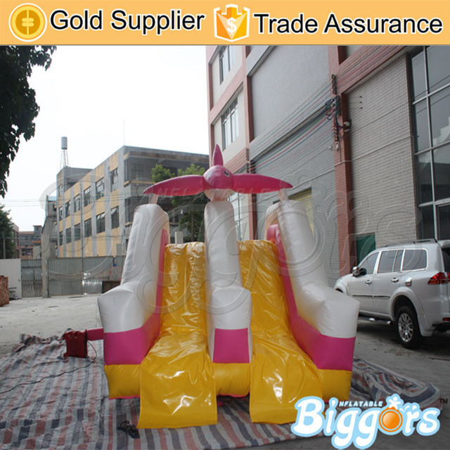 Inflatable Biggors Inflatable Dual Slide Inflatable Kids Toys For Pool