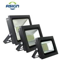 LED Floodlight 15 W 30 W 60 W 100 W 150 W 200 W Spotlight กลางแจ้งน้ำท่วม 220 V IP65 กันน้ำ Highway Garden Street Lighting|ฟลัดไลท์|ไฟและระบบไฟ -