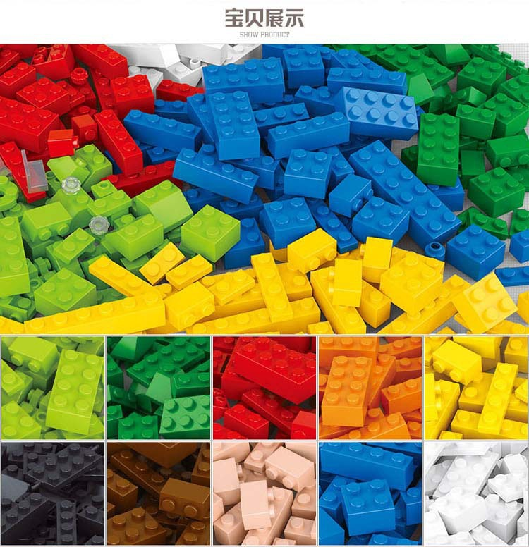 Sluban Building Blocks City 415pcs DIY Creative Bricks Toys for Children Educational Bricks compatible with legoe Kids Toys