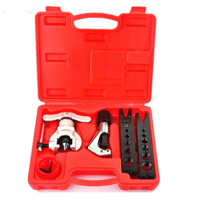 5-19mm climatisation réfrigérateur réfrigération réparation outils en laiton Tube expanseur métrique/pouce Tube alésoir