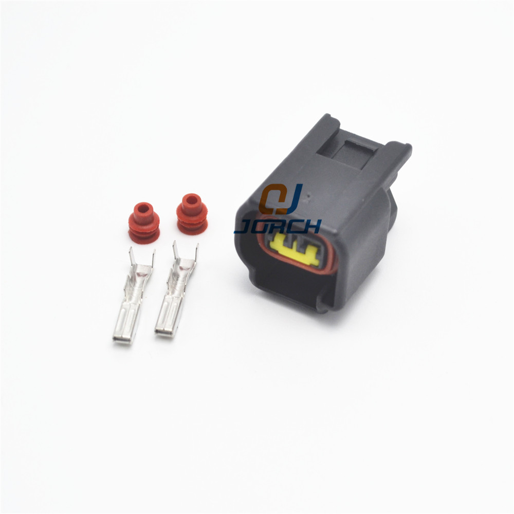 small resolution of free shipping 10 sets furukawa 2pin ignition coil wire harness connector female waterproof auto connectors ford focus fw c 2f b in connectors from lights