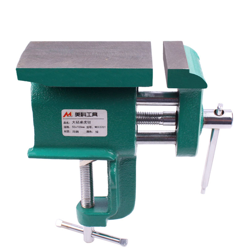 Free Shipping 50MM Table Bench Vise Miniature Hand Carved Mini Vice Woodworking Clamp Workshop Clamp Vice Craft Carpentry Tools 35mm aluminum miniature small jewelers hobby clamp on table bench vise tool vice top quality tools dremel
