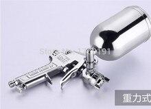 Япония Сделала Anest Iwata W-71 Гравитационного Типа Spray Gun/0.8/1.0/1.3/1.5/1.8 мм W-71 Пистолет Распылитель Краски Живопись Инструмент/Pnuematic Инструмент