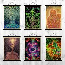 Buy Trippy Wallpaper And Get Free Shipping On Aliexpresscom