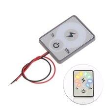 12 V lcd автомобильный кислотный свинцовый литиевый индикатор емкости батареи Измеритель ваттметр