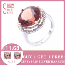 Zultanite Sterling Silver Rings for Women Wedding Engagement 9.8 Carats Created Zultanite Color Changed Stone Fine Jewelry