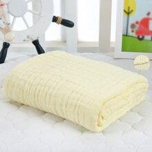 Высокое качество Твердые цвета Быстросохнущие дети Big Towel 110 * 110 см Супер Абсорбирующие полотенца Ткань Хлопок Ванна Полотенце Girl Подарок